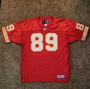 Authentic Andre Rison Kansas City Chiefs Jersey